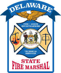 Picture of Delaware State Fire Marshal seal