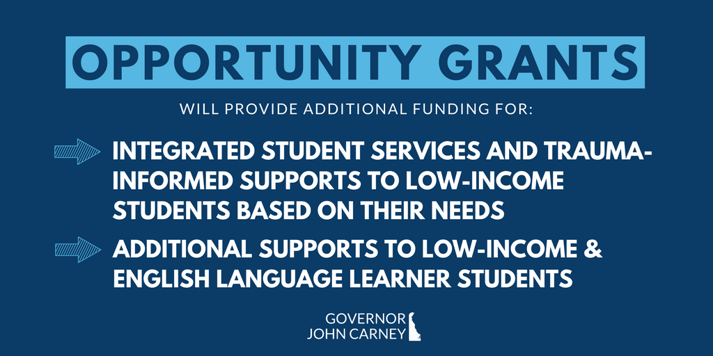 Opportunity Grants