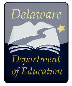DE Department of Education logo