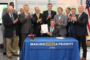 Governor Carney Takes Steps to Restructure Delaware's Economic Development Efforts, Create Jobs