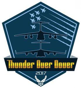 Thunder Over Dover logo