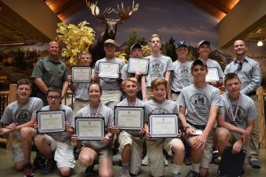 2017 Youth Academy Advanced Class