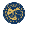 Downtown Development District Program logo