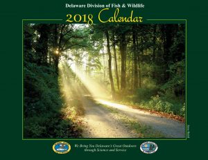 2018 Division of Fish & Wildlife Calendar