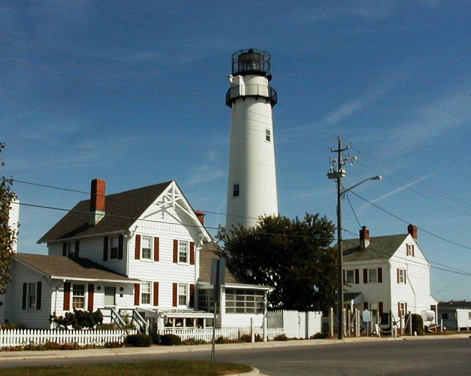 Fenwick Lighthouse
