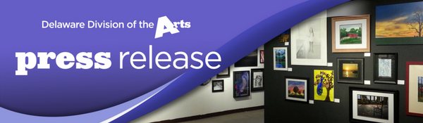 Delaware State Employee Art Exhibition Press Release Banner