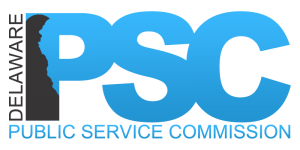 Picture of the Delaware Public Service Commission (PSC) logo