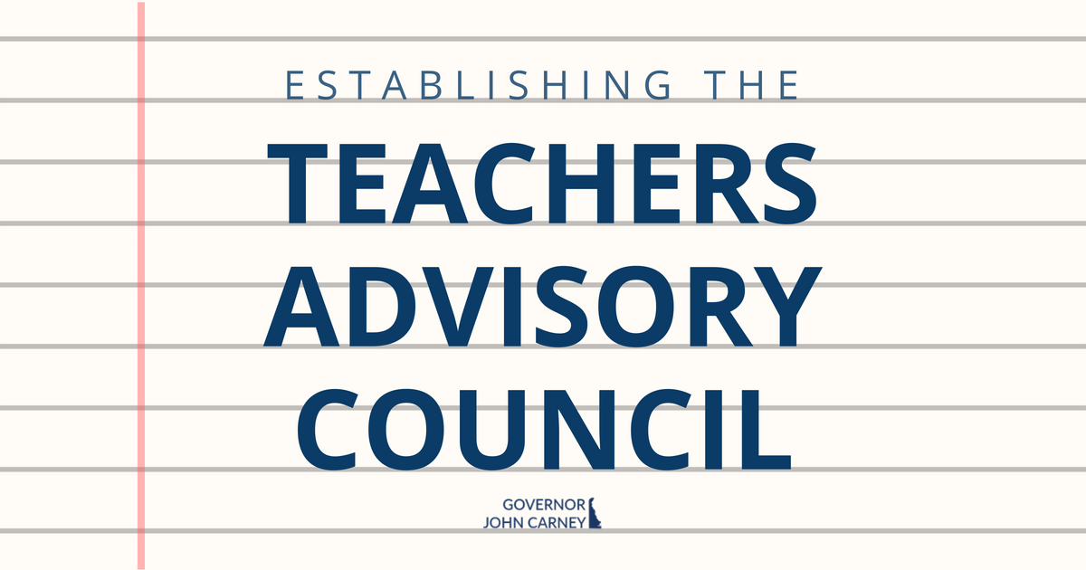 teachers advisory council
