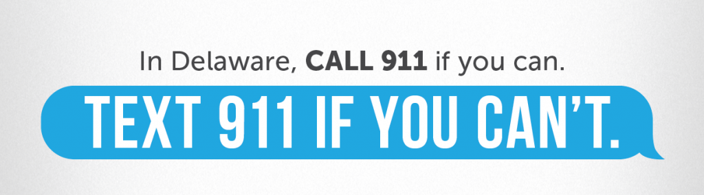 "New ""Text-to-911"" Feature Now Available Statewide"