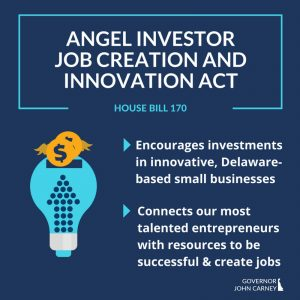 Angel Investor Job Creation and Innovation Act