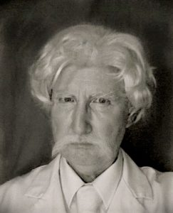 Bob Gleason of the American Historical Theatre will portray Mark Twain during the Chautauqua Tent Show.
