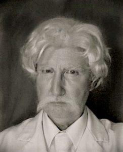 Bob Gleason of the American Historical Theatre will portray Mark Twain during the Chautauqua Tent Show.