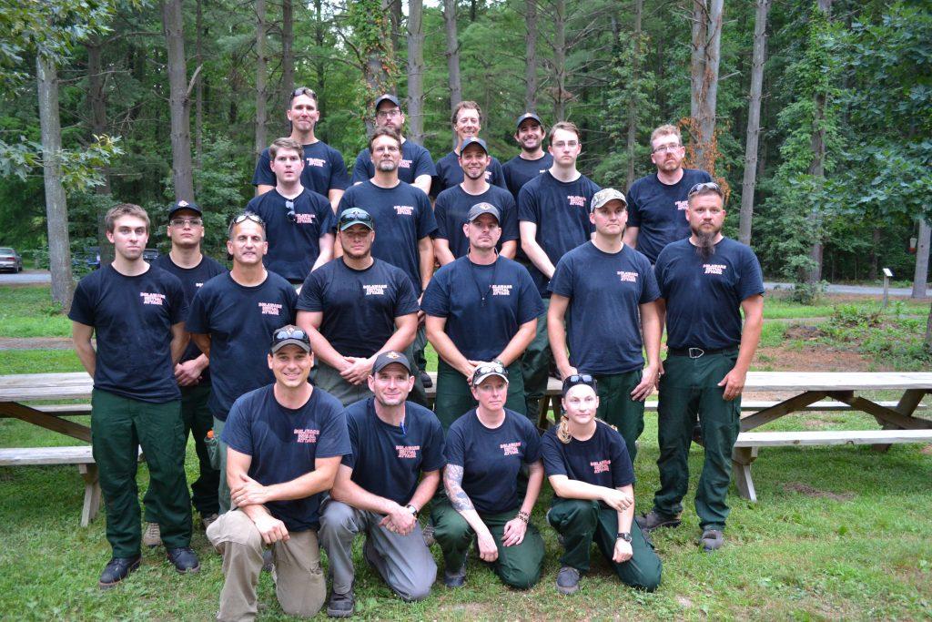 Del Wildfire Crew