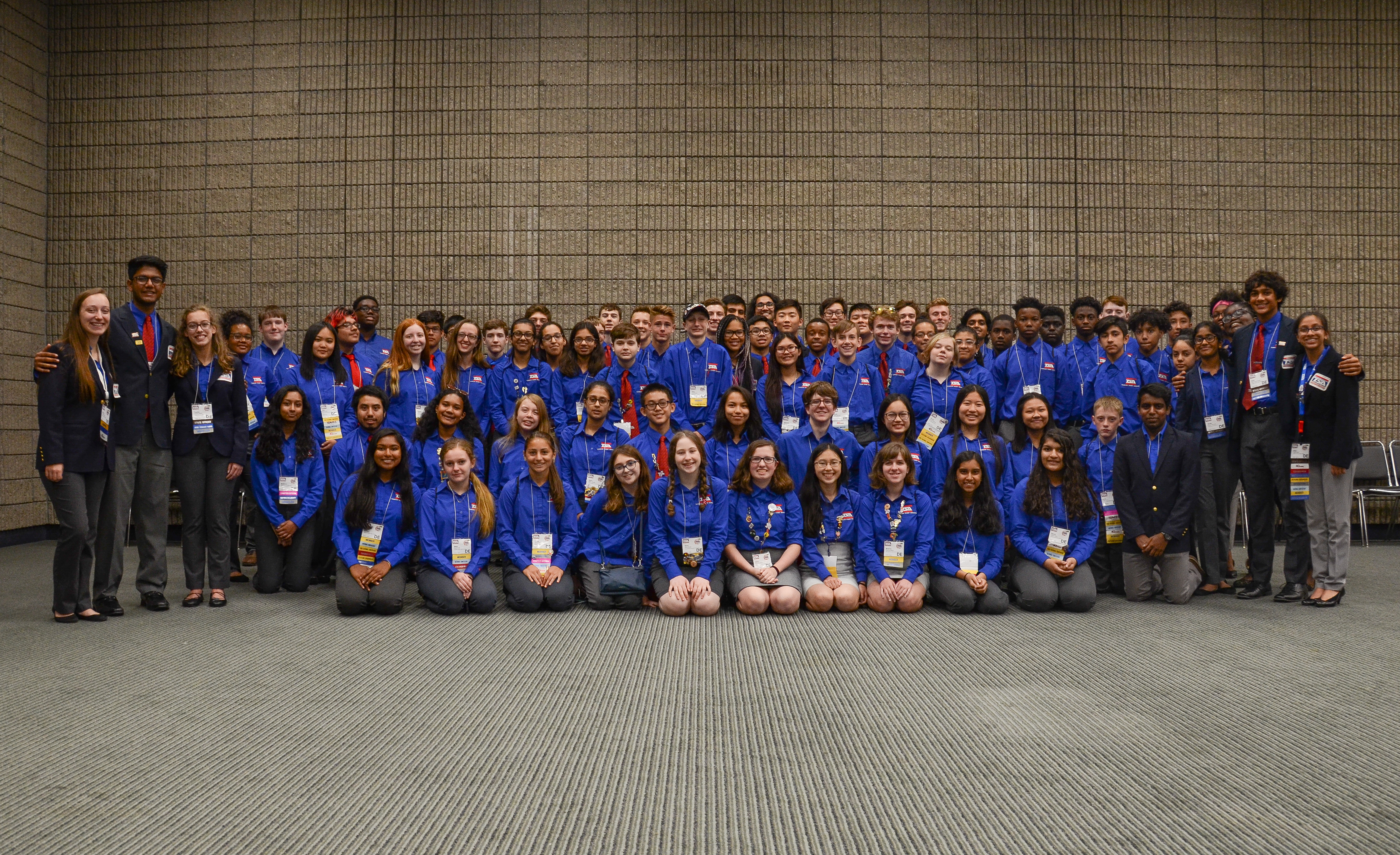 Future Delaware Stem Professionals Honored At Student Conference