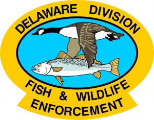 Picture of the Delaware Division of Fish & Wildlife Enforcement logo