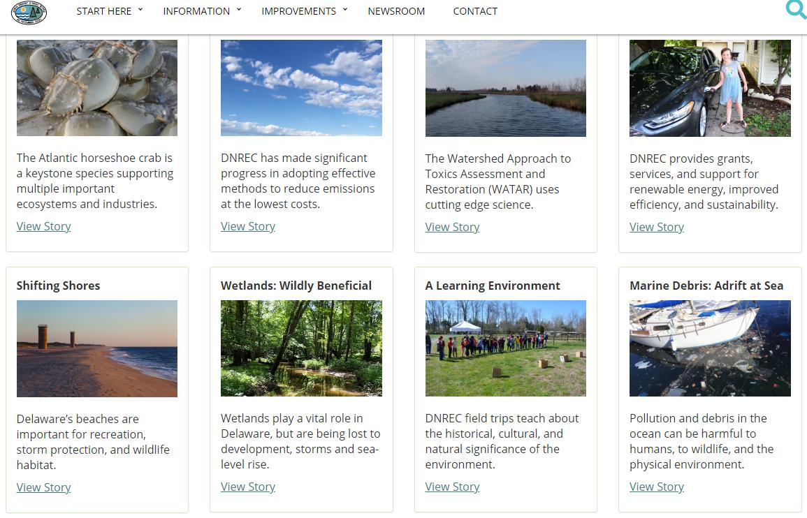 DNREC Environmental Perspectives