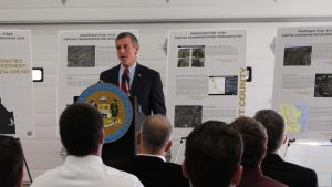 Governor Carney Announces $4 Billion Infrastructure Investment Plan