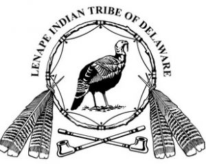 Lenapé Indian Tribe of Delaware logo