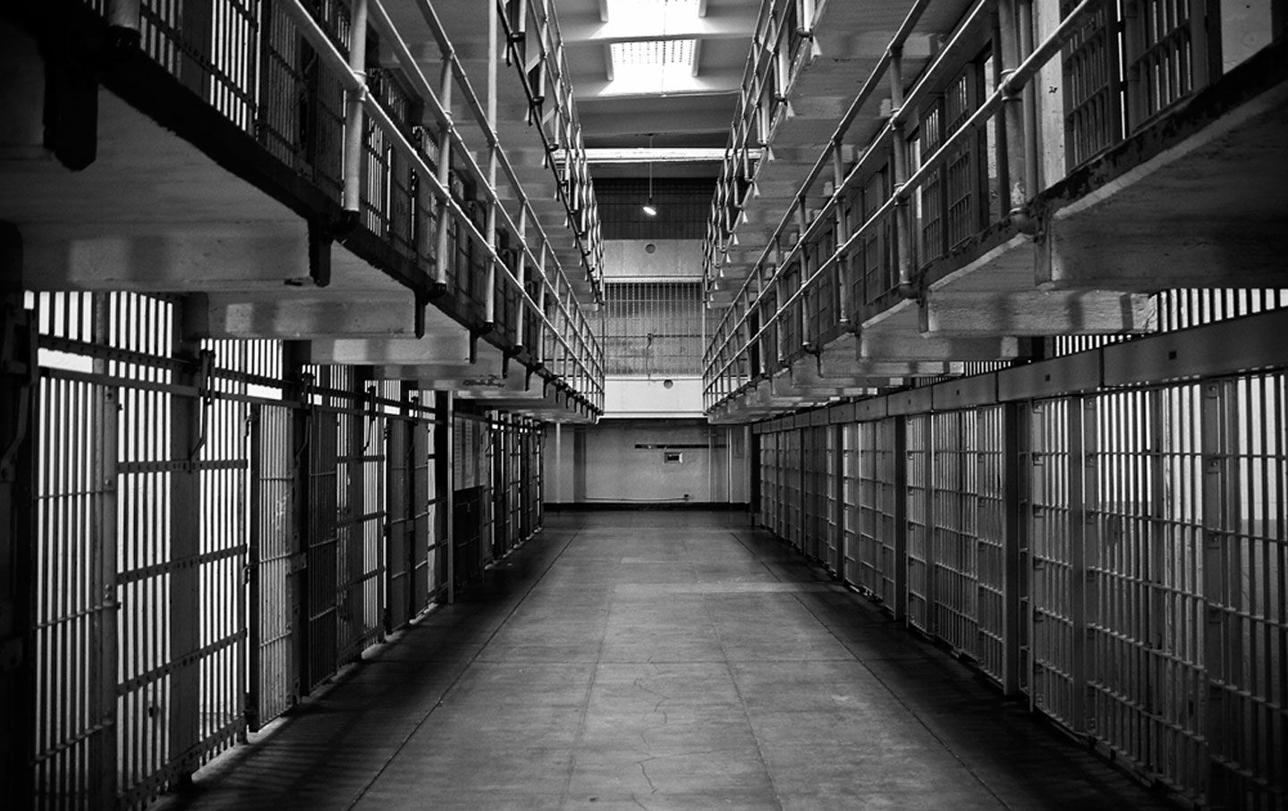 Photo of prison cells