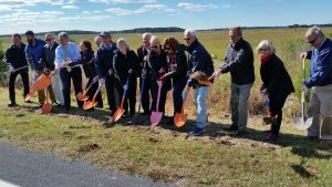Slaughter Beach Groundbreaking