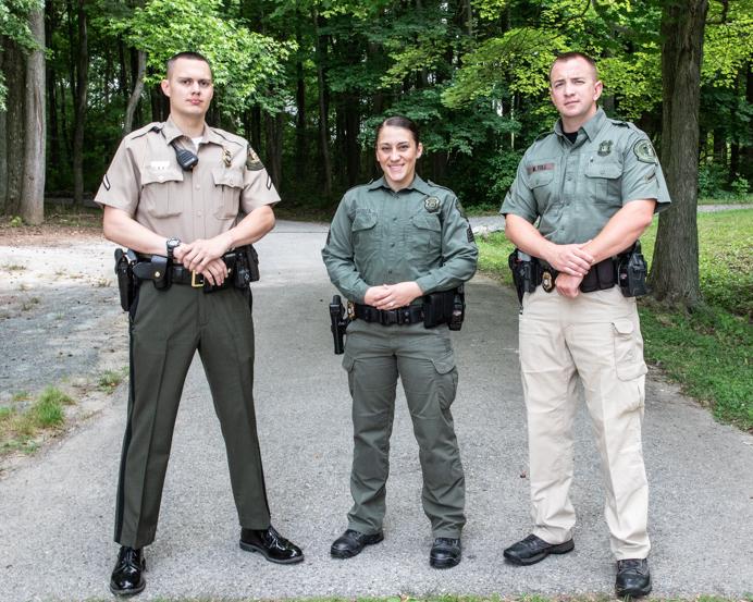 DNREC Natural Resurces Police Officers