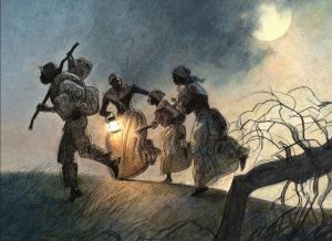 "Image from ""The Path to Freedom: A History of the Underground Railroad in Delaware."""