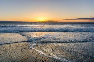 Cape Henlopen State Park Beach