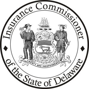 Picture of the Insurance Commissioner's State Seal