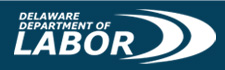 Picutre of the Delaware Department of Labor Logo