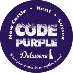 Code Purple logo