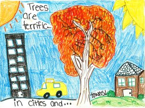 2019 Arbor Day Poster Contest