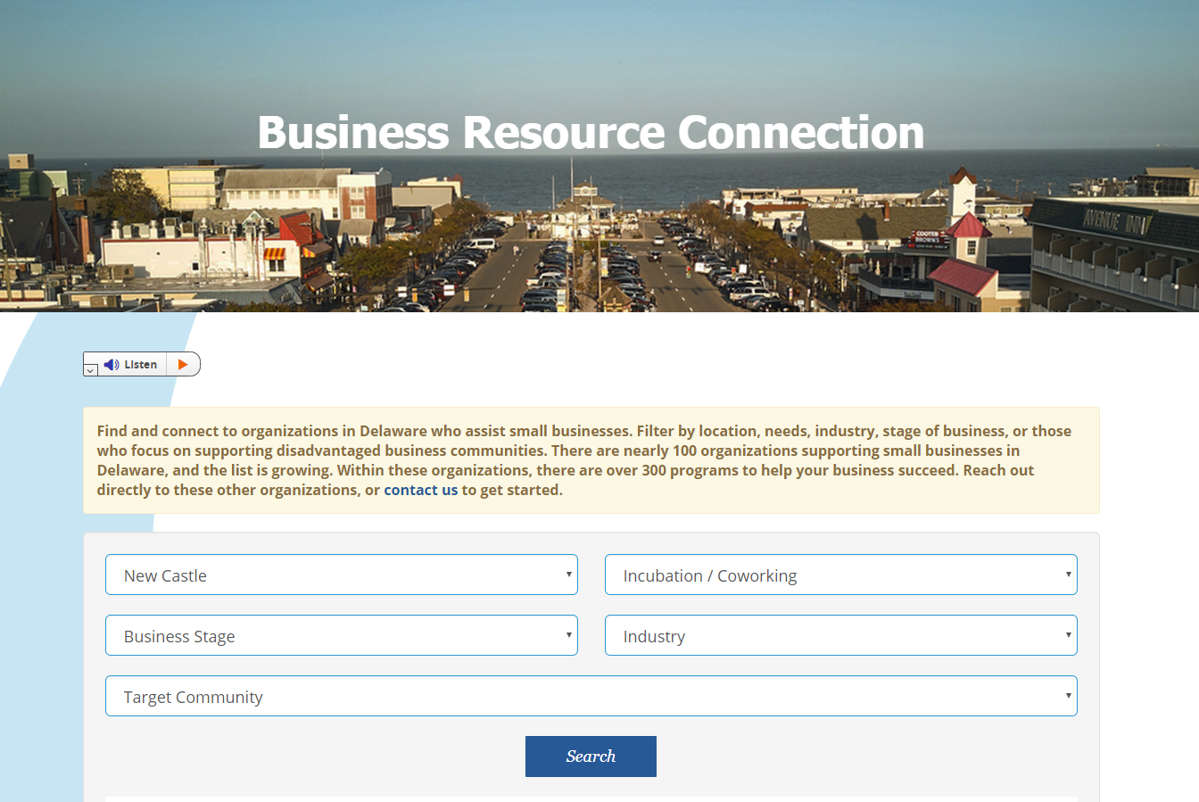 New resource connects small businesses with right help at right time