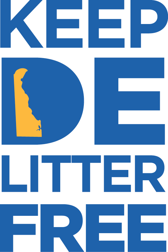 Picture of #KeepDELitterFree logo