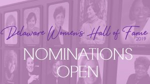 Delaware women's hall of fame