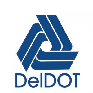 Picture of DelDOT (Delaware Department of Transportation) Logo