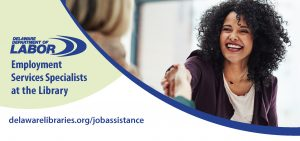 Job Assistance Promotional Slide