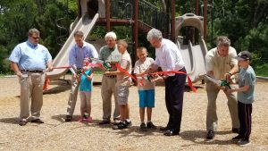 Holts Landing Ribbon Cutting