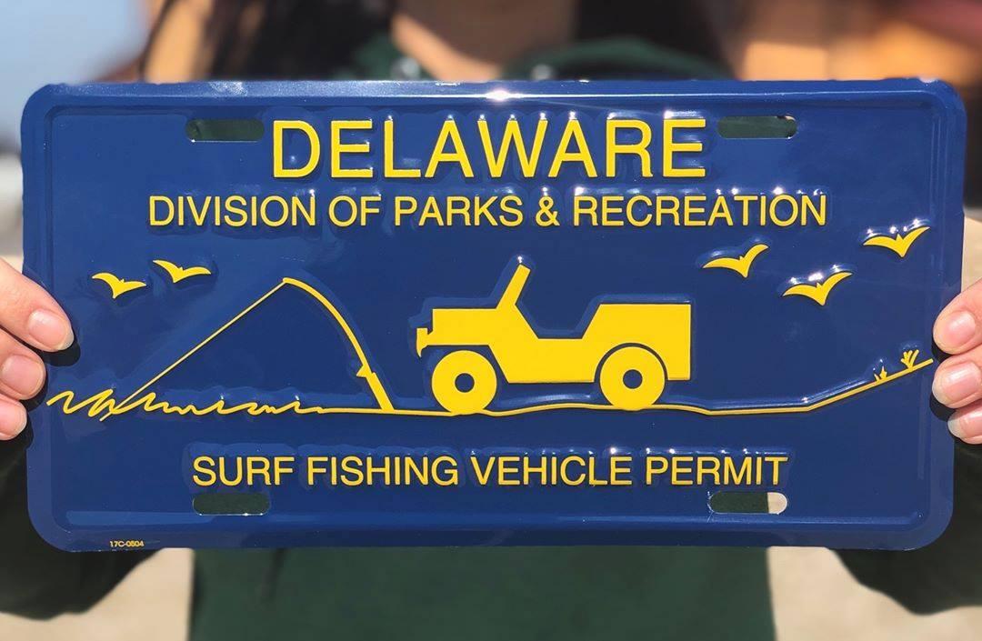 Surf Fishing Tag