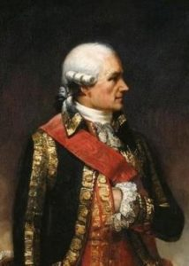 Portrait of Gen. Rochambeau