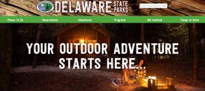 Delaware State Parks Web Site