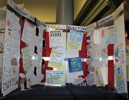 Photo of Learning Express Academy display