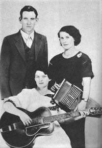 Photo of the Carter Family
