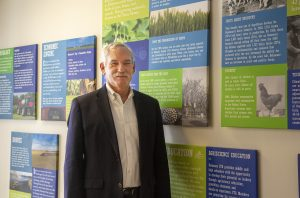 Delaware Secretary of Agriculture Michael T. Scuse
