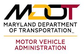 Maryland Department of Transportation Motor Vehicle Administration Logo