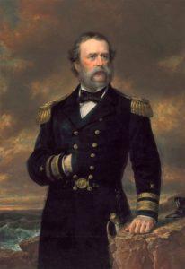 Portrait of Samuel Francis du Pont