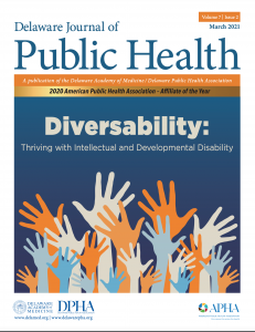 Delaware Journal of Public Health Diversity newsletter
