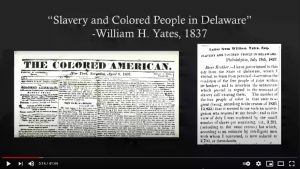 Screenshot from the Colored American, April 8, 1837