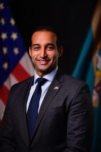 Anas Ben Addi, Director of the Delaware State Housing Authority