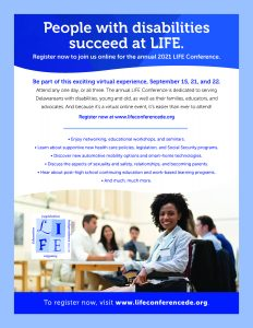 Life Conference Flyer
