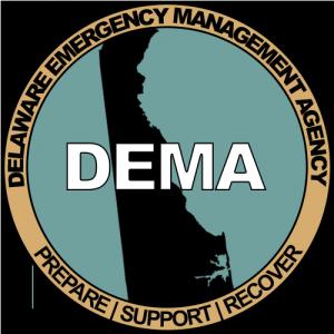 DEMA logo